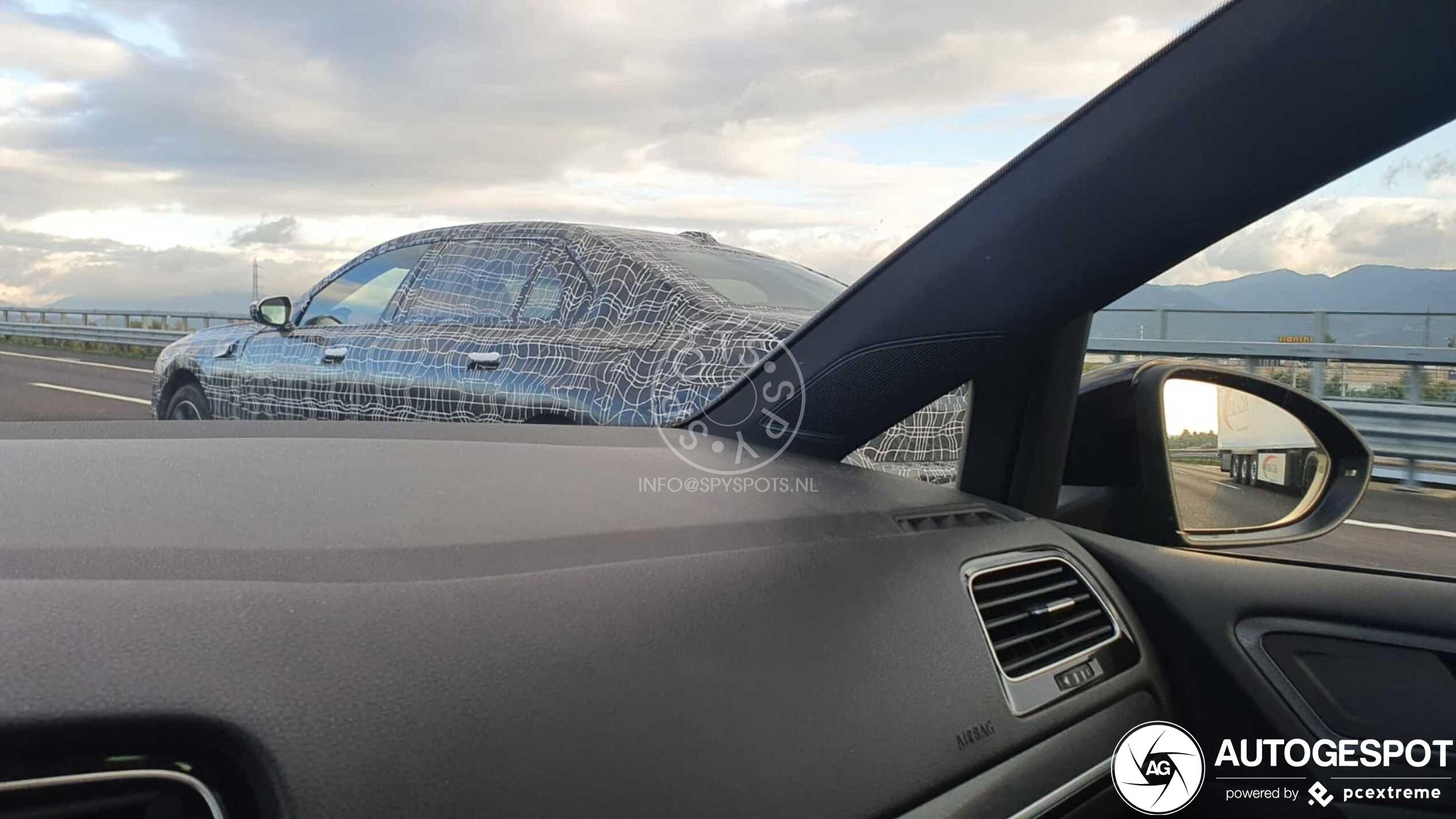 BMW 7 Series G70 Active Hybrid