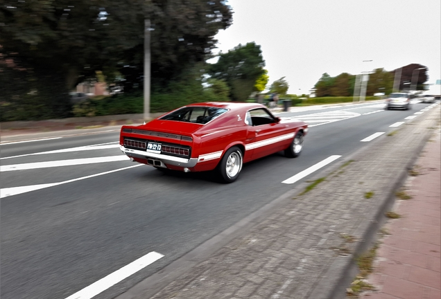 Ford Mustang Shelby G.T. 500 1969-1970