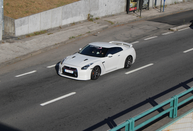 Nissan Shiftech GT-R 2011