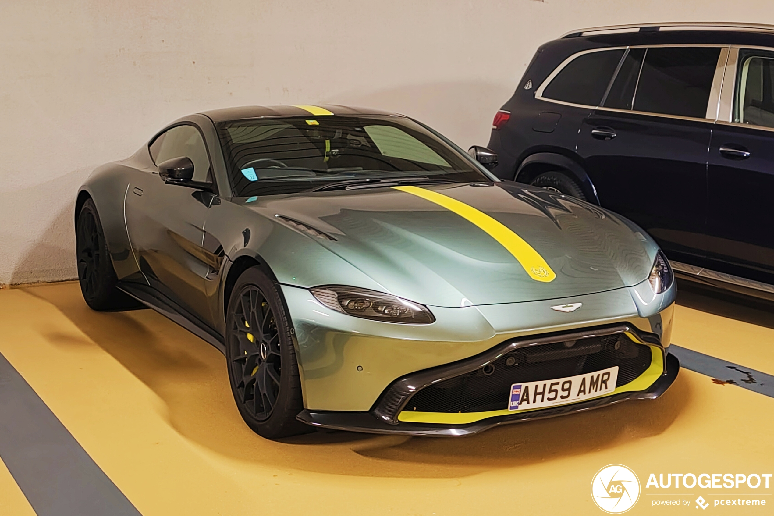 Deze Aston Martin teert nog altijd op een overwinning uit 1959