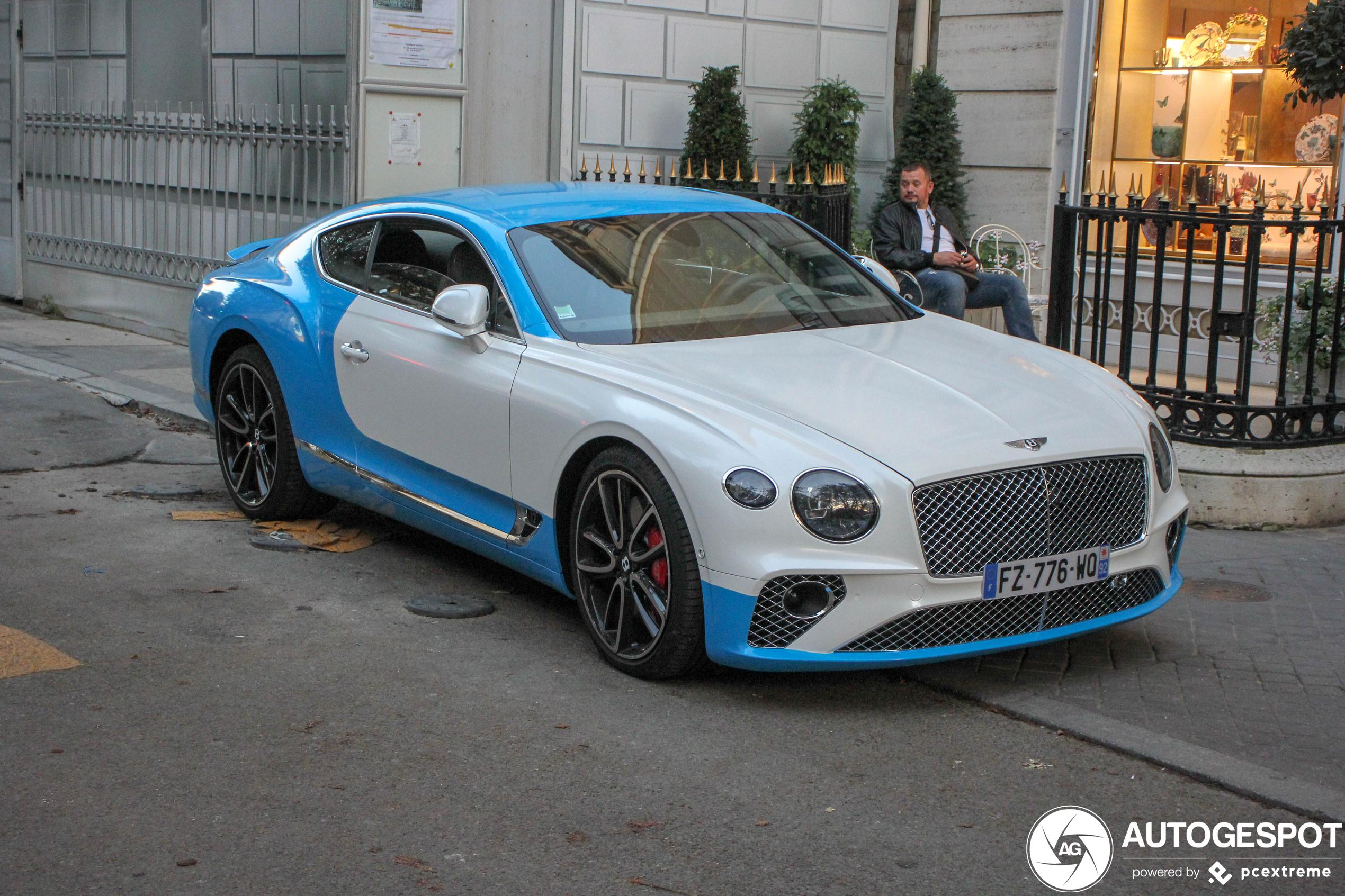 Bentley was liever een Chiron geweest