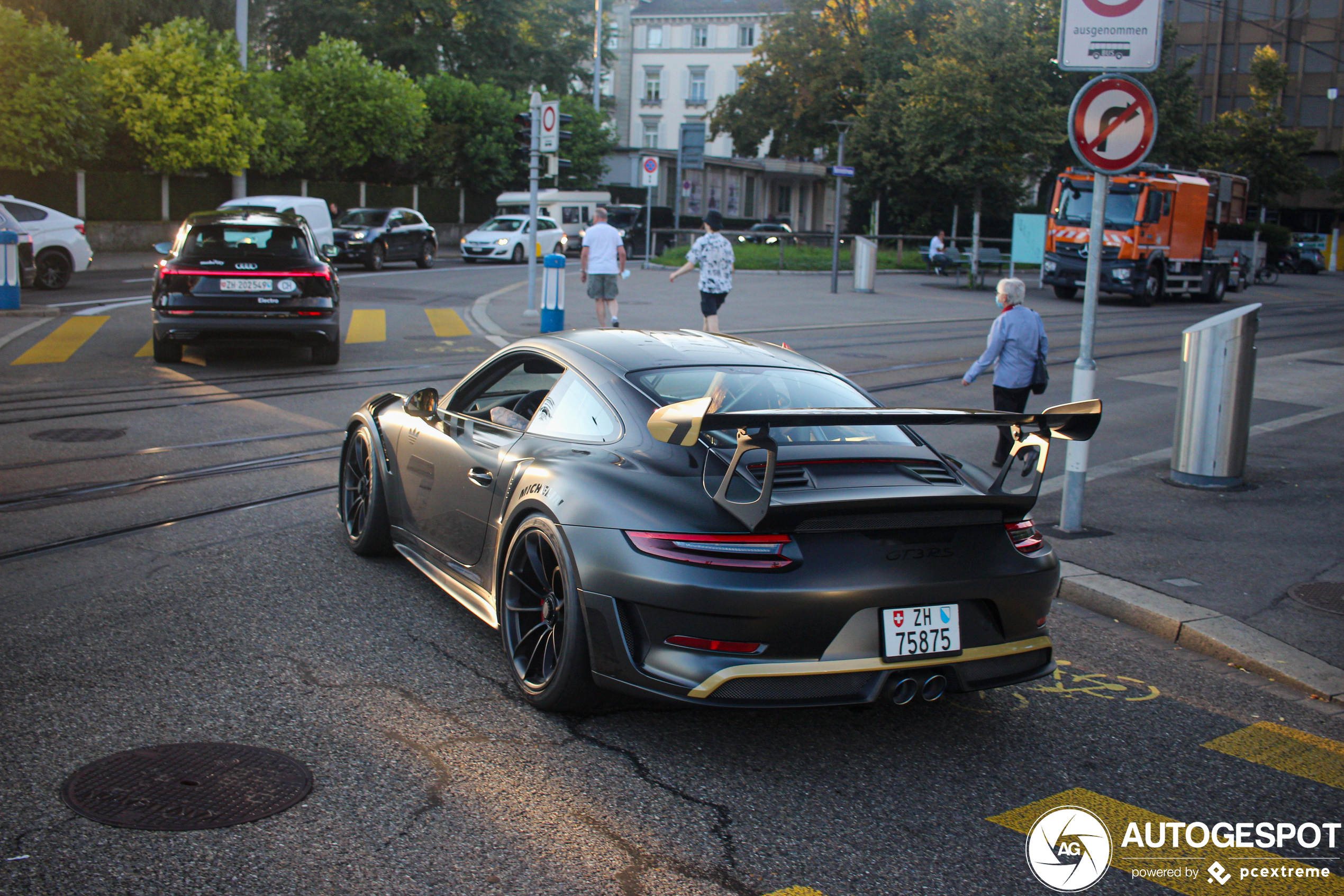 Is dit de perfecte Porsche 991 GT3 RS?