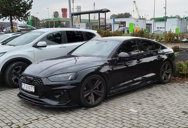 Audi RS5 Sportback B9 Bronze edition