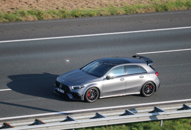 Mercedes-AMG A 45 S W177