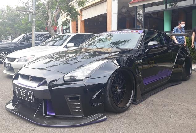 Nissan GT-R Aimgain