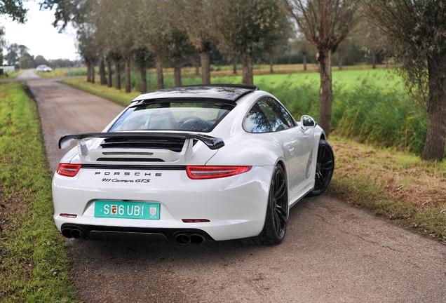 Porsche 991 Techart Carrera GTS