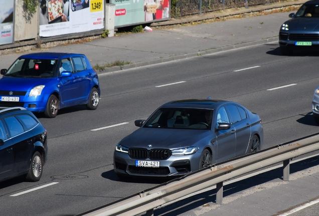 BMW M5 F90 2021