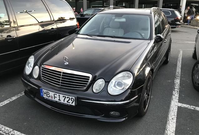 Mercedes-Benz E 55 AMG Combi MKB