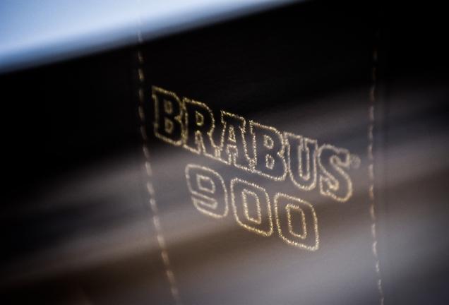 Mercedes-Maybach Brabus 900 Rocket 2018