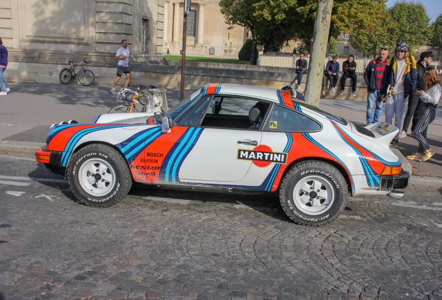 Porsche 911 Carrera RS Rally