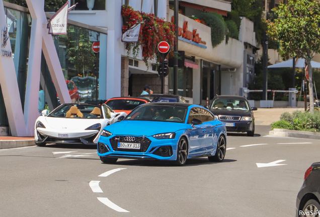 Audi RS5 B9 2021