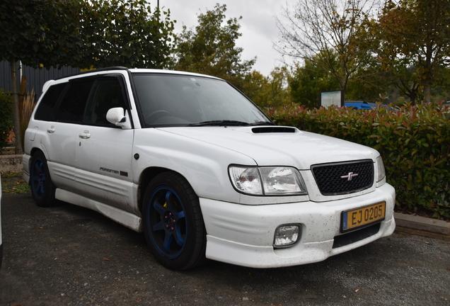 Subaru Forester S/tb STi