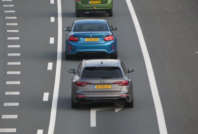 Audi RS4 Avant B9 2020 Bronze Edition