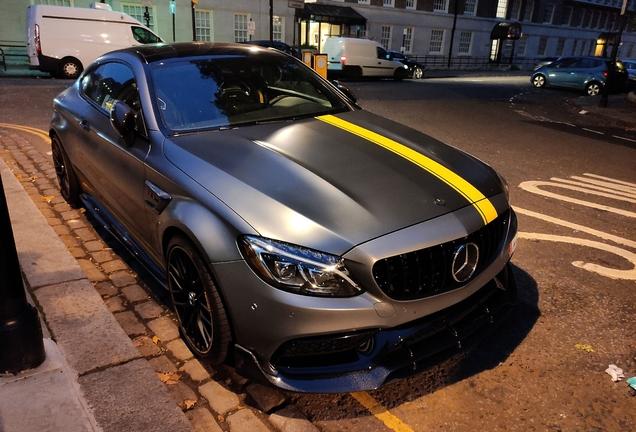 Mercedes-AMG C 63 S Coupé C205 Edition 1 7th Row Custom