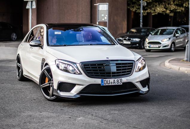 Mercedes-AMG Brabus S B63S-730 V222