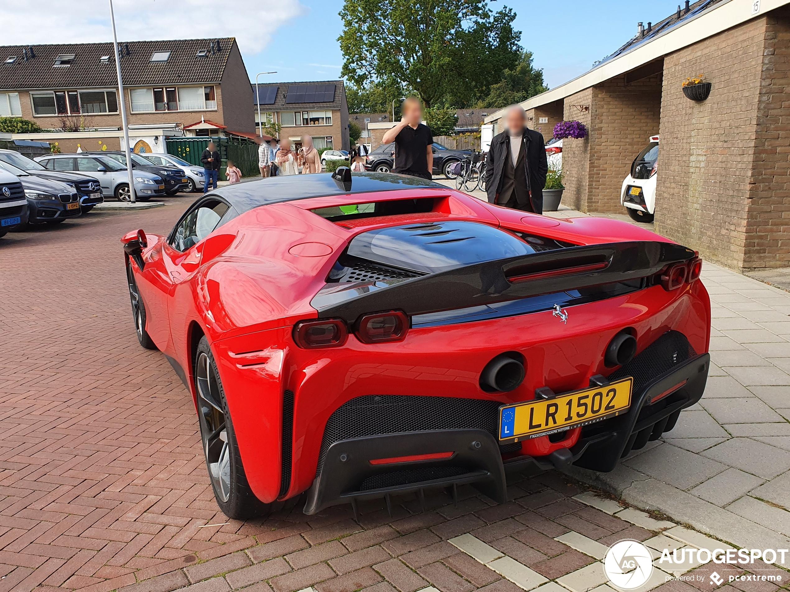 FerrariSF90 Stradale Assetto Fiorano