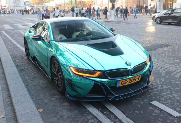BMW i8 DarwinPRO