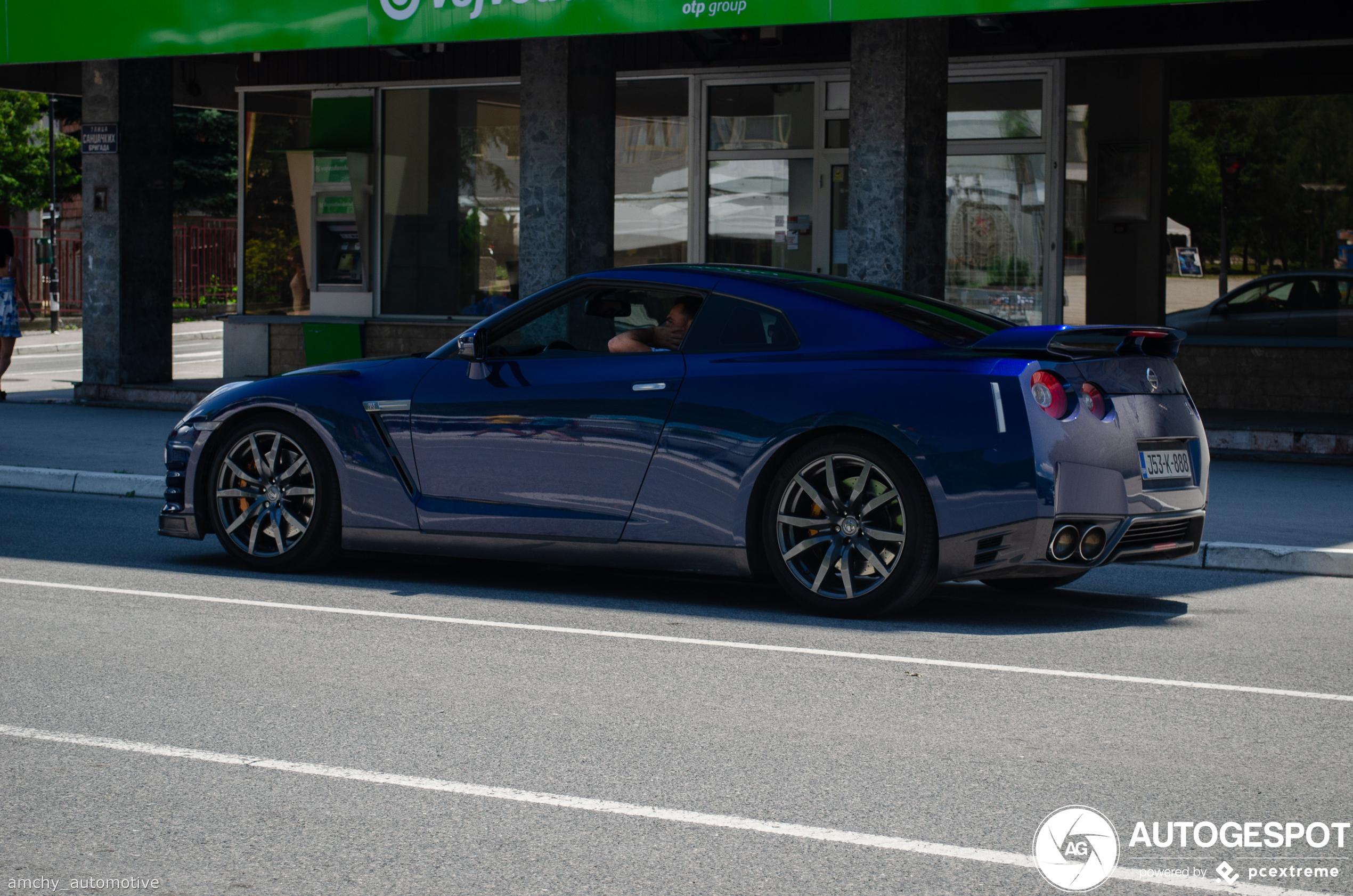 NissanGT-R 2015