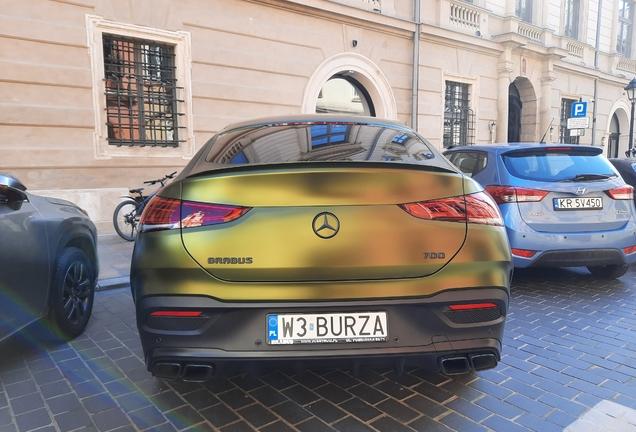 Mercedes-AMG Brabus GLE B40-700 C167
