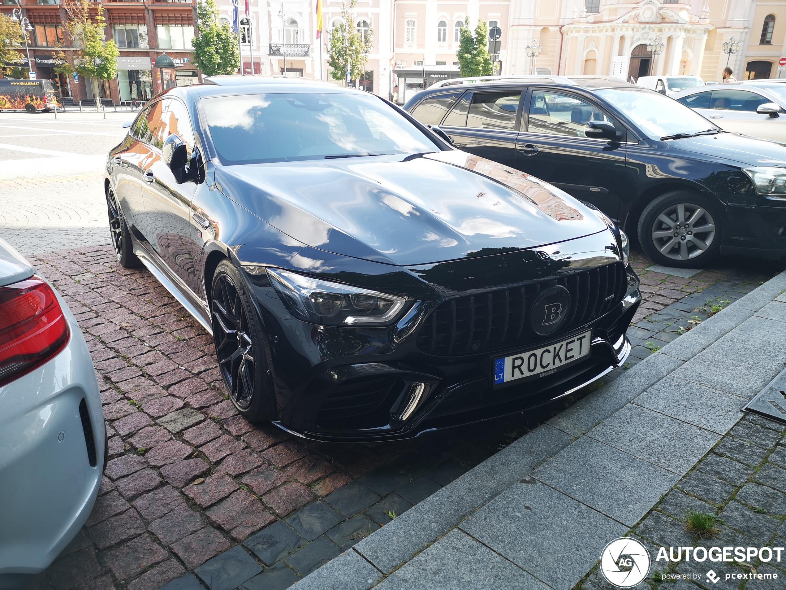 Mercedes-AMGBrabus GT B40S-700 X290