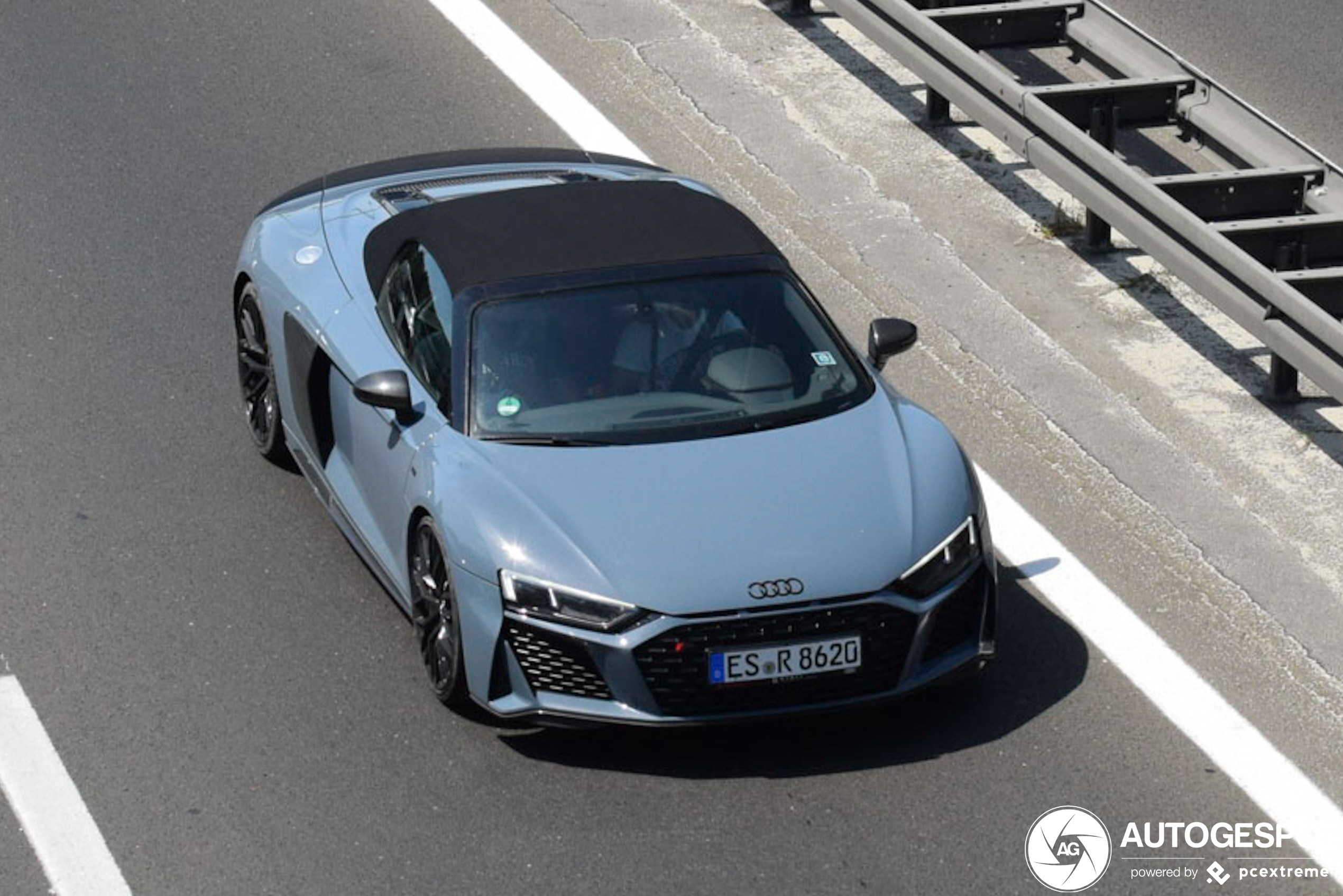 AudiR8 V10 Spyder 2019