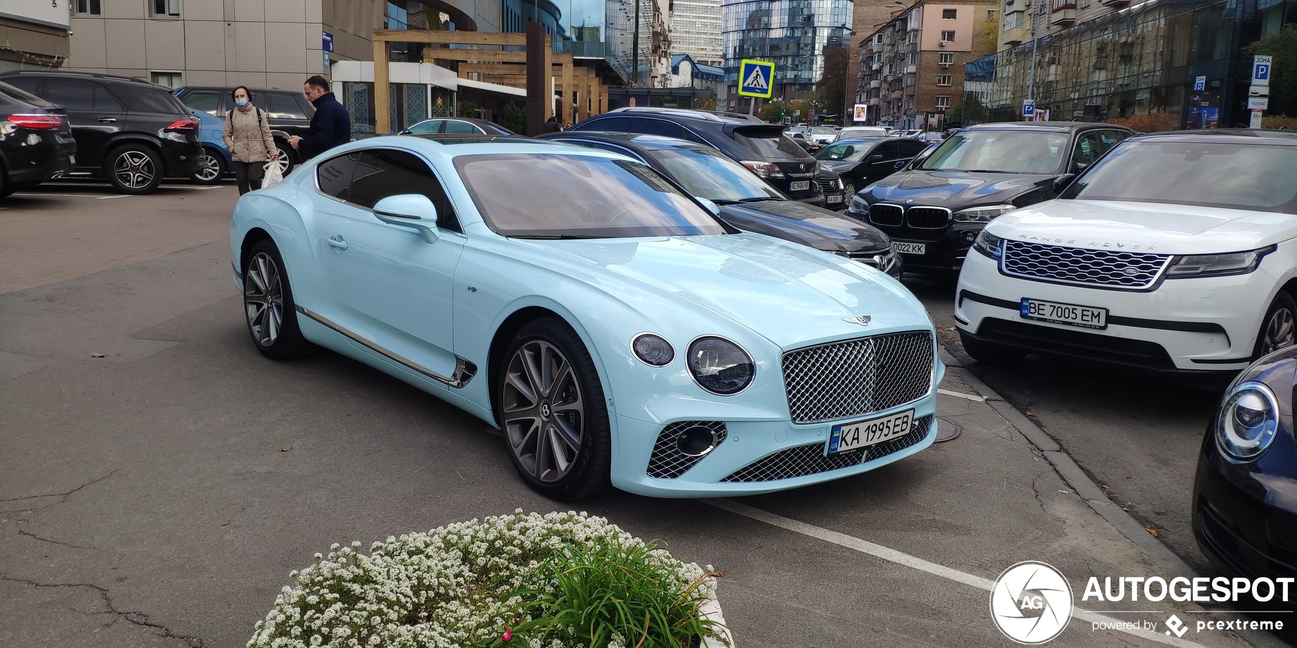BentleyContinental GT V8 2020