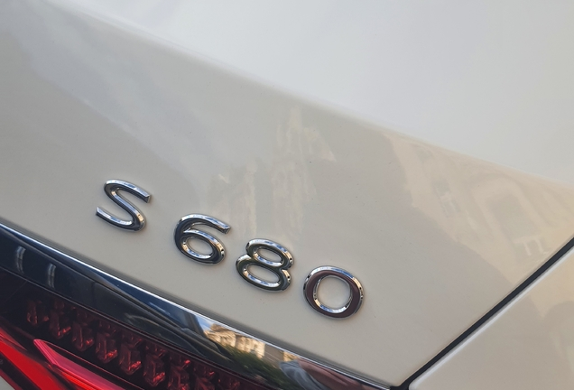Mercedes-Maybach S 680 X223