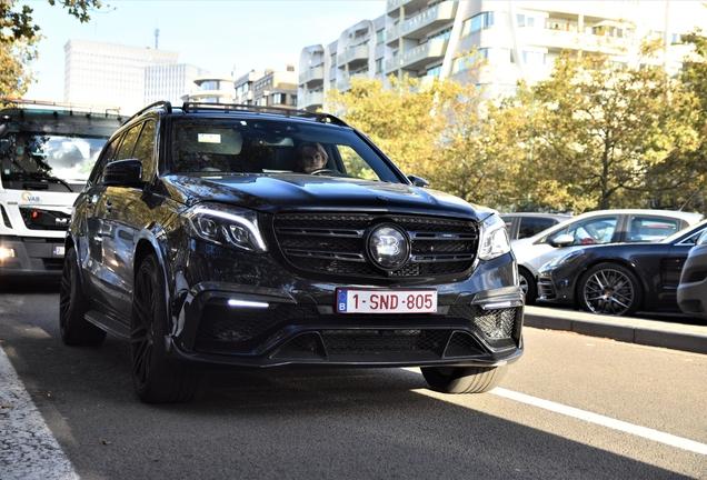 Mercedes-AMG Brabus GLS B63S-700 Widestar