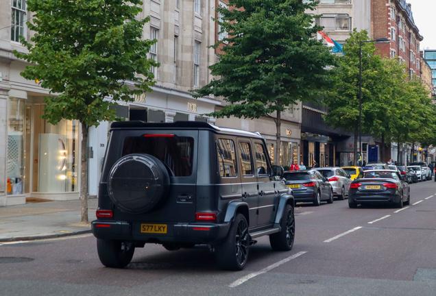 Mercedes-AMG G 63 W463 2018 Urban 700 S