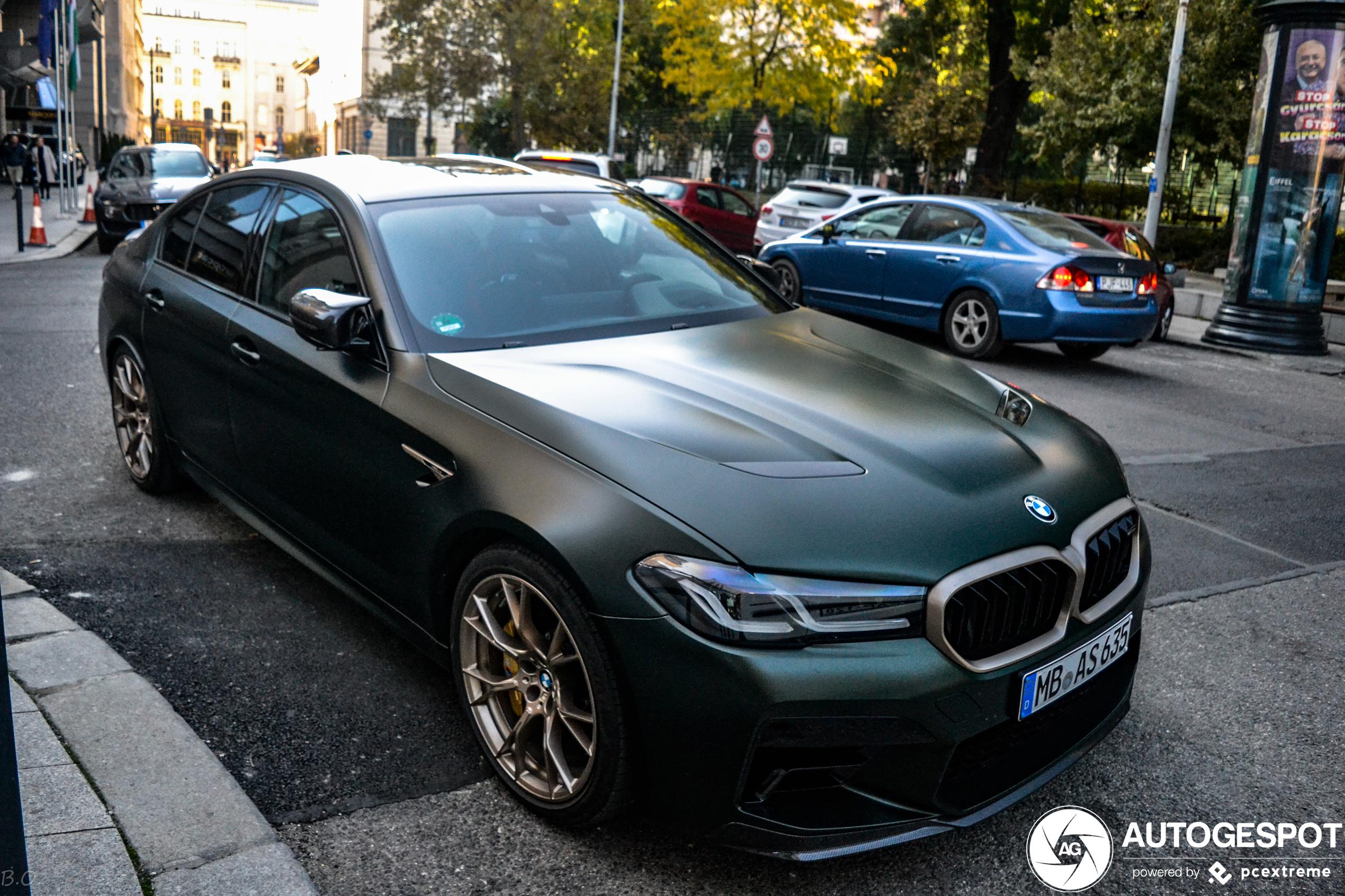 BMWM5 F90 CS