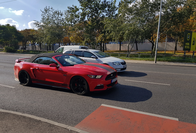Ford Mustang GT Convertible 2015 DF Tuning
