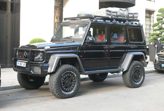 Mercedes-Benz Brabus G 700 4x4²