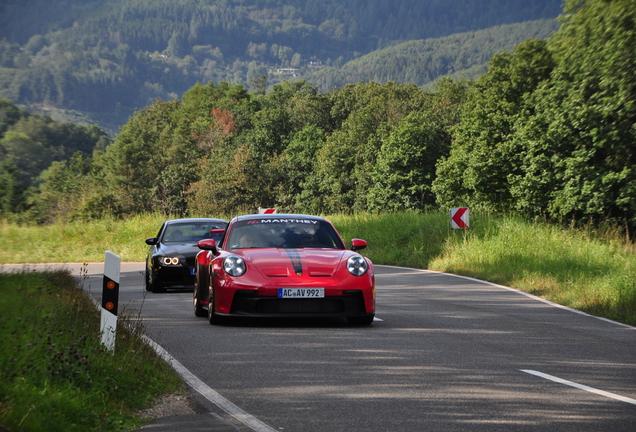 Porsche Manthey Racing 992 GT3 MR