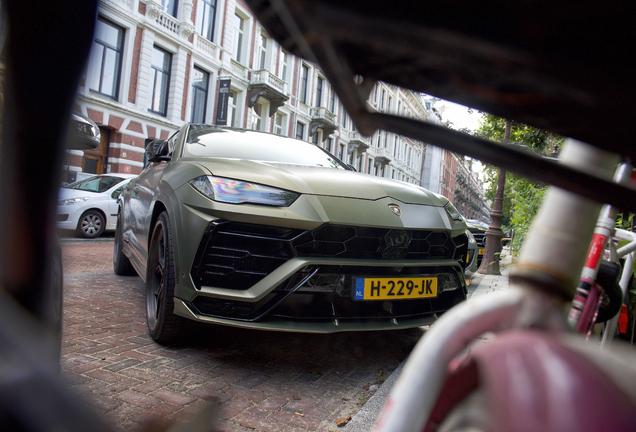 Lamborghini Urus 1016 Industries