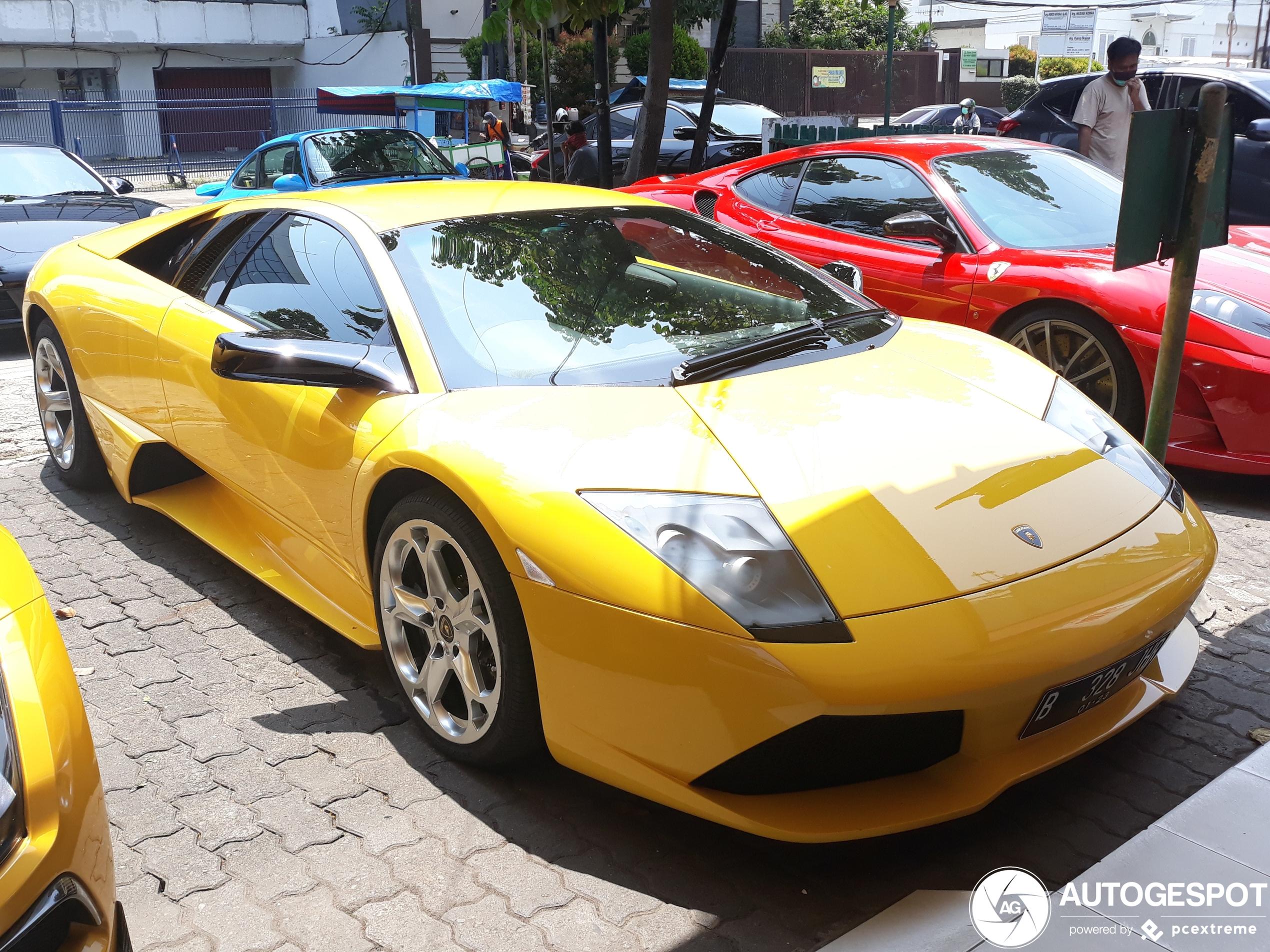 LamborghiniMurciélago LP640