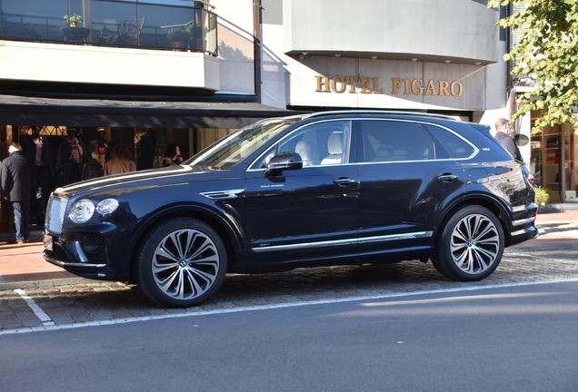 Bentley Bentayga Hybrid 2021 First Edition