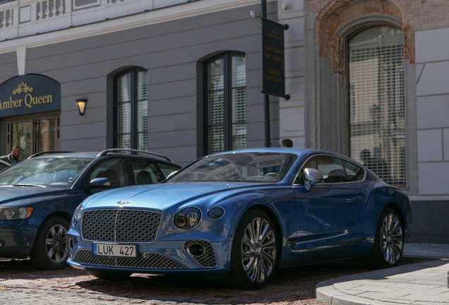 Bentley Continental GT V8 2020 Mulliner