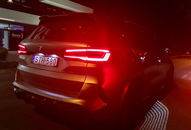 BMW X5 M F95 Competition First Edition
