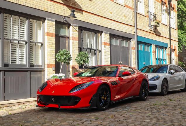 Ferrari 812 GTS Mansory Stallone
