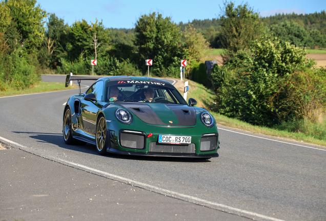 Porsche Manthey Racing 991 GT2 RS MR