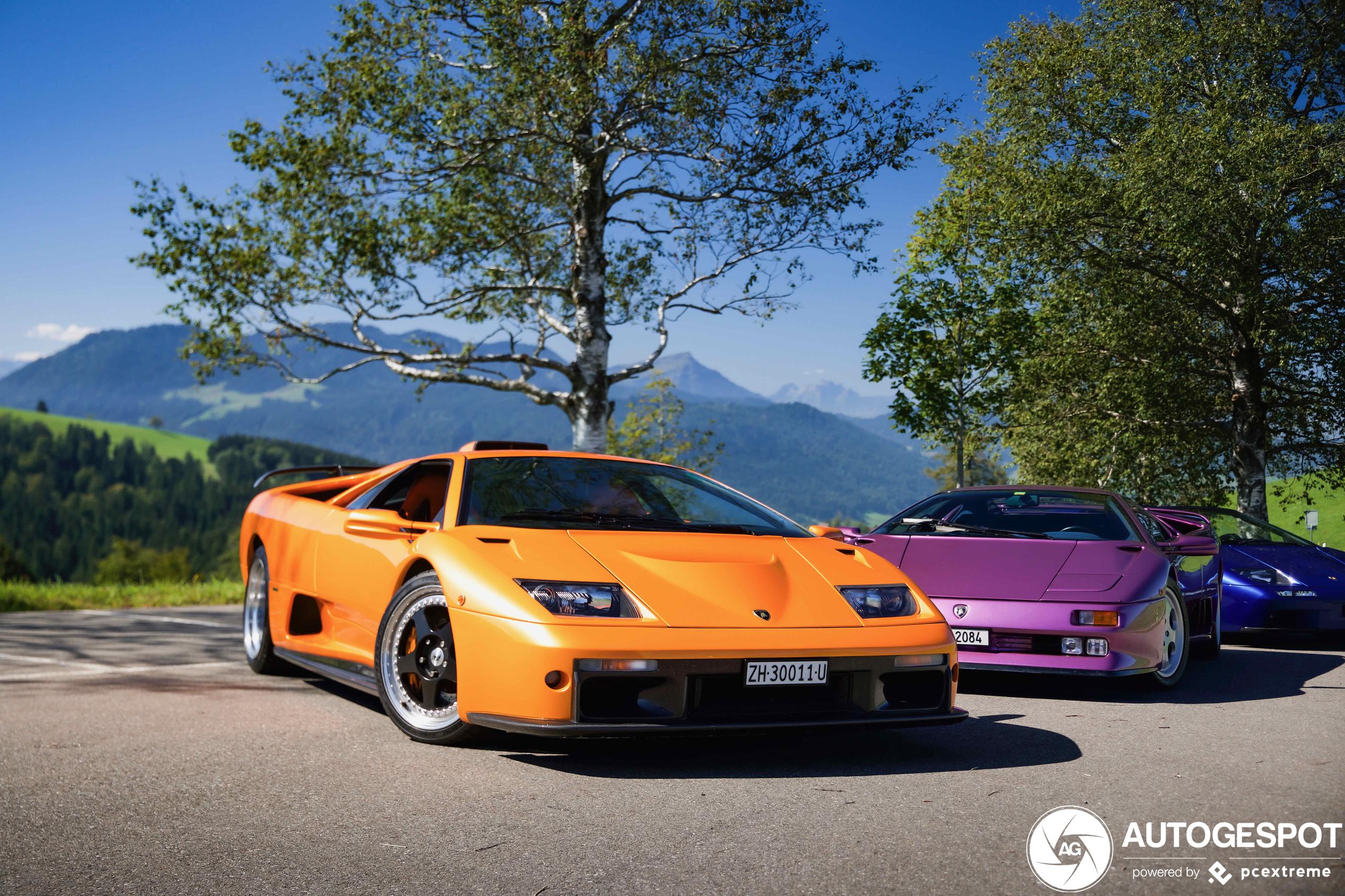 LamborghiniDiablo GT