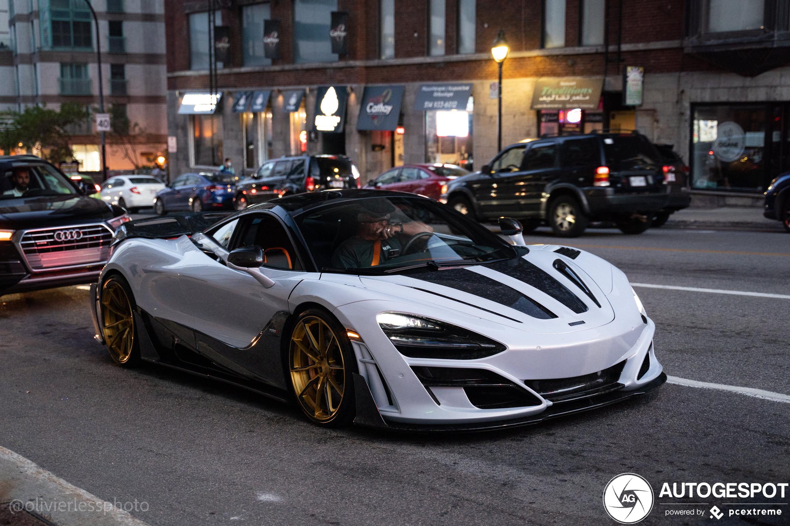 McLaren720S Mansory