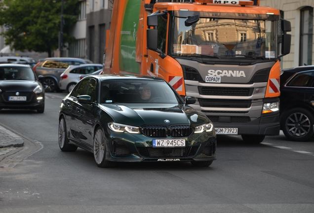 Alpina B3 Bi-Turbo Sedan 2020