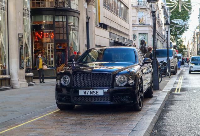 Bentley Mulsanne Speed 2019 Mulliner 6.75 Edition