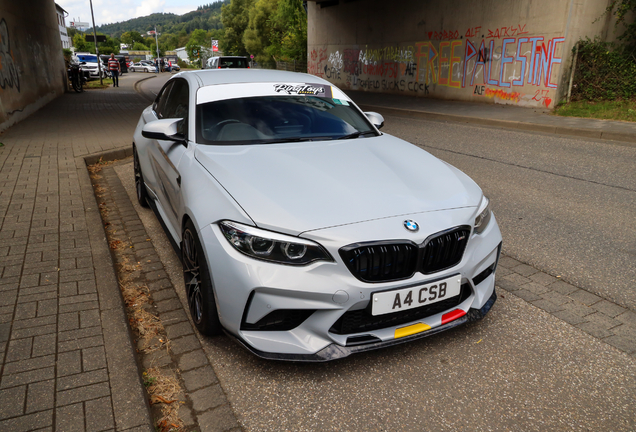 BMW M2 Coupé F87 2018 Competition Litchfield