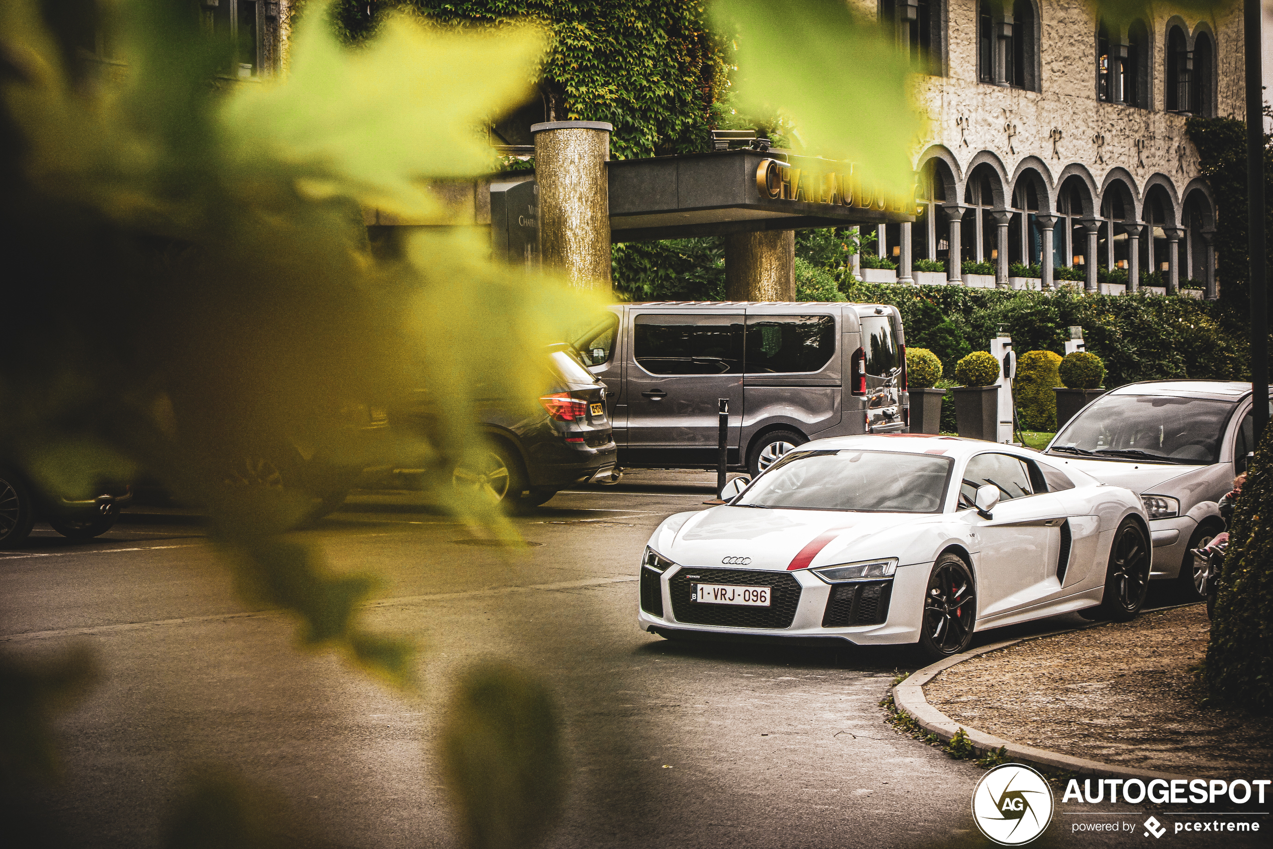 AudiR8 V10 RWS
