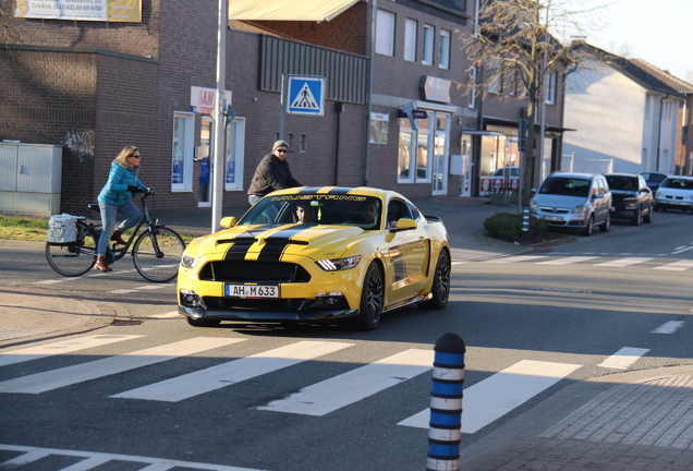 Ford Mustang GT 50th Anniversary Edition Cervini C-Series