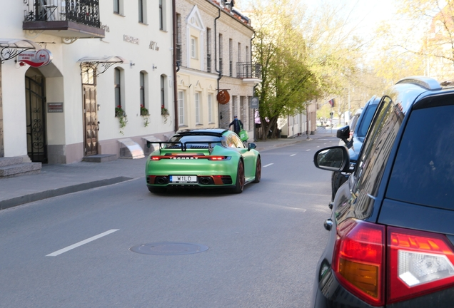 Porsche 992 Techart Carrera S