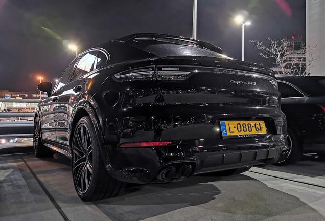 Porsche Cayenne Coupé GTS